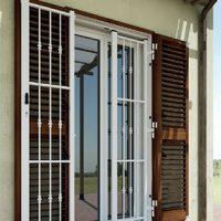 Domflex snc grate di sicurezza - Grate alle finestre ...